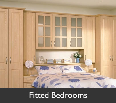 Bedrooms designed to fit your room perfectly